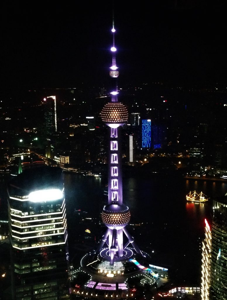 Fountain of Travel 10 Must Do Activities in Shanghai Pearl Tower View From Jin Mao Tower