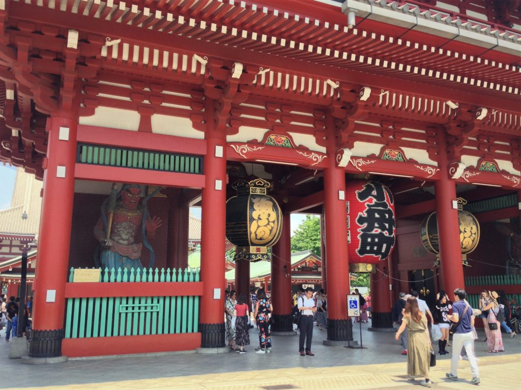 Fountain of Travel 6 Day Tokyo Itinerary Sensoji Temple