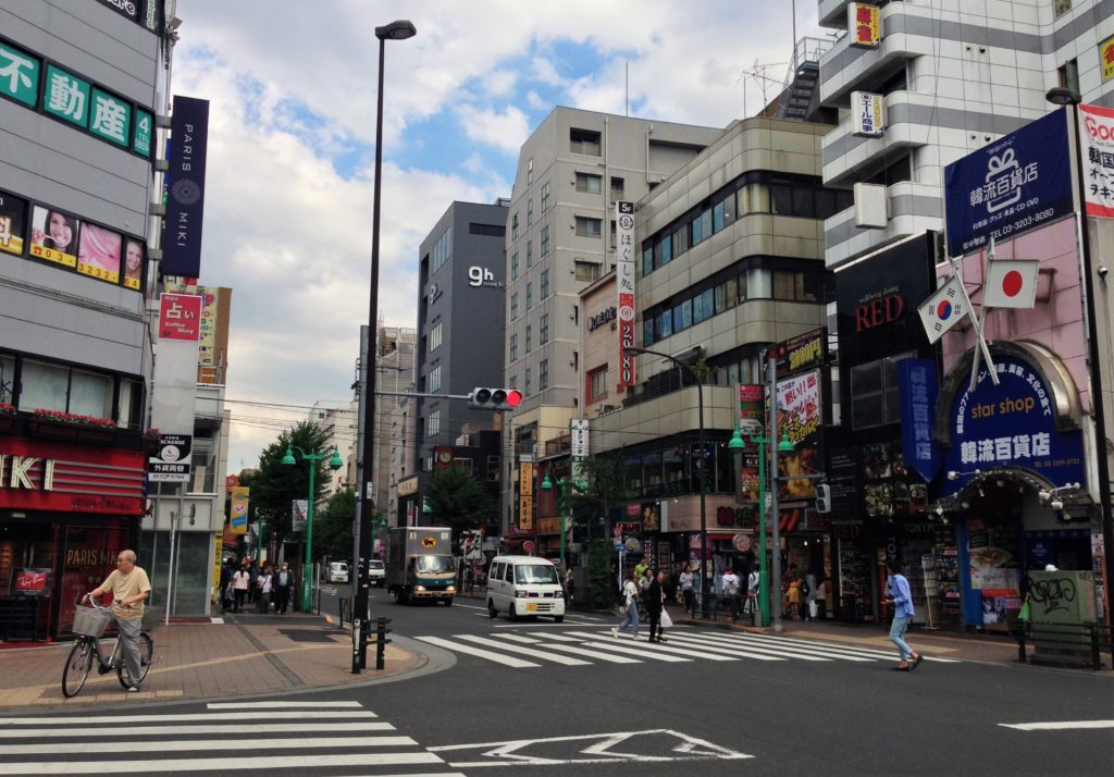 Fountain of Travel 6 Day Tokyo Itinerary Shin Okubo Koreatown
