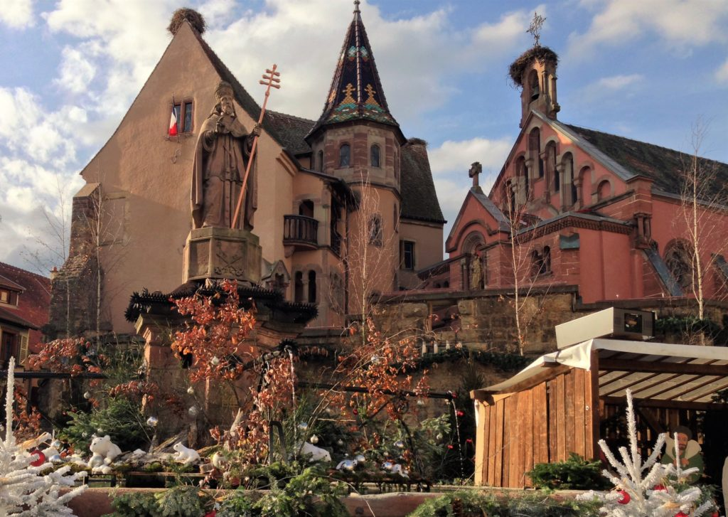 Fountain of Travel How to Spend 24 Hours in Eguisheim Chateau Saint Leon