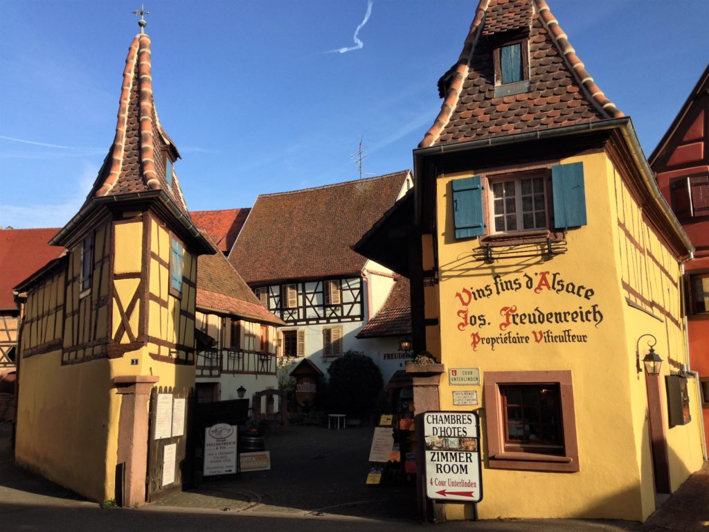 Fountain of Travel How to Spend 24 Hours in Eguisheim House