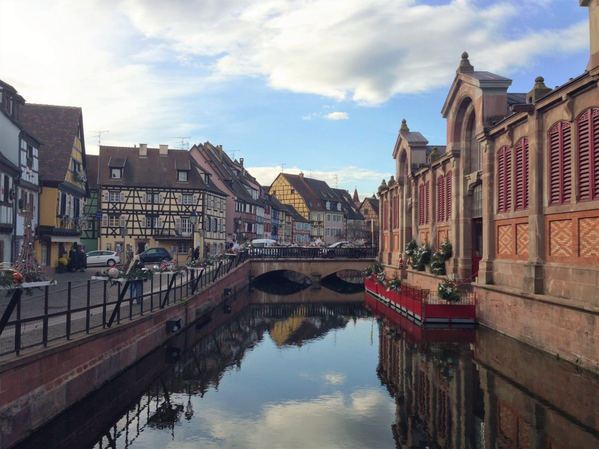 Fountain of Travel 5 Romantic Weekend Getaways in Europe Colmar