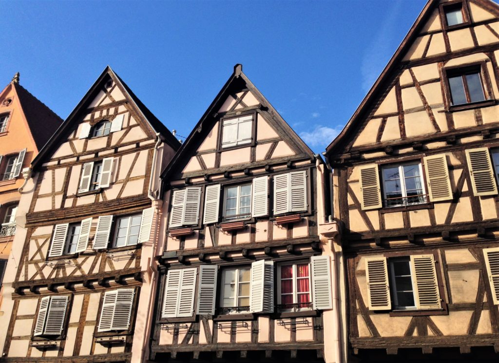 Fountain of Travel 5 Romantic Weekend Getaways in Europe Colmar Street