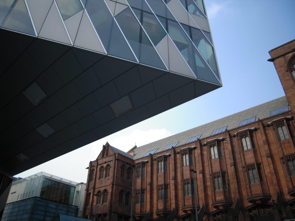Fountain of Travel A Manchester Weekend Break Spinningfields and John Rylands Library