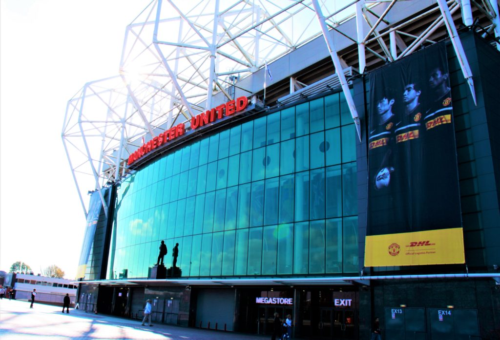 Fountain of Travel Manchester A Weekend Break Old Trafford Stadium