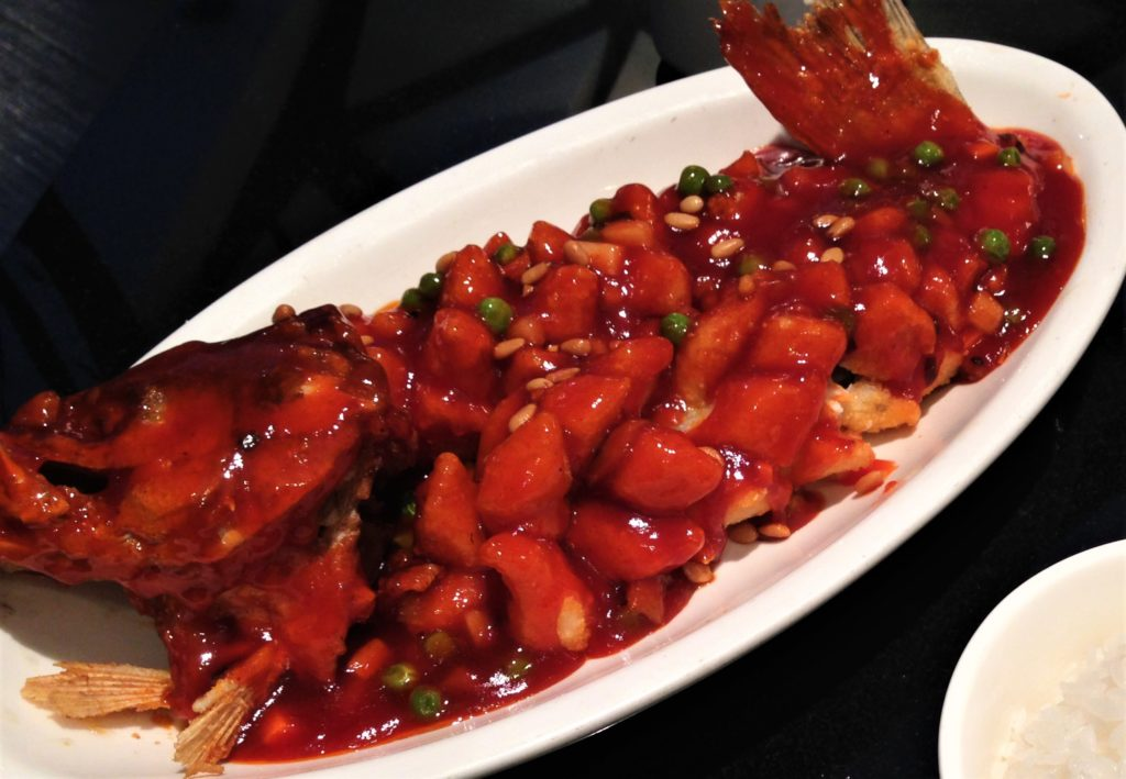 Fountain of Travel Why Shanghai Should Be on Your Bucket List Deep Fried Fish Bellagio