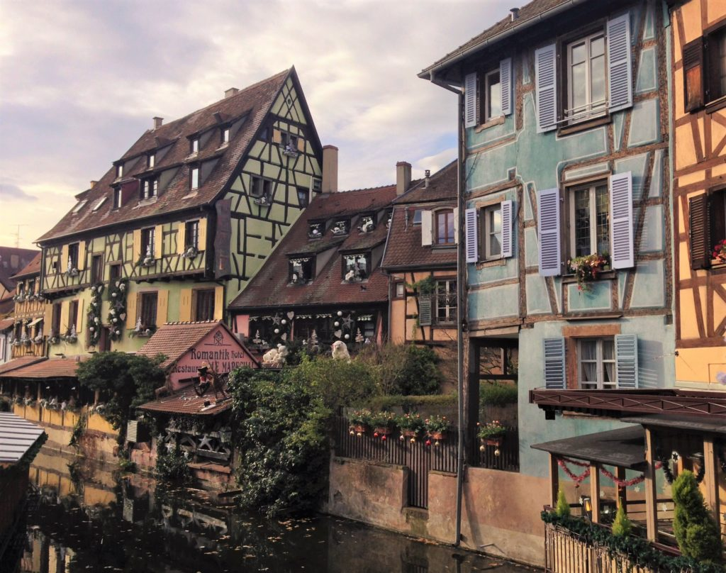 Fountain of Travel How to Spend 24 Hours in Colmar France La Petit Venise