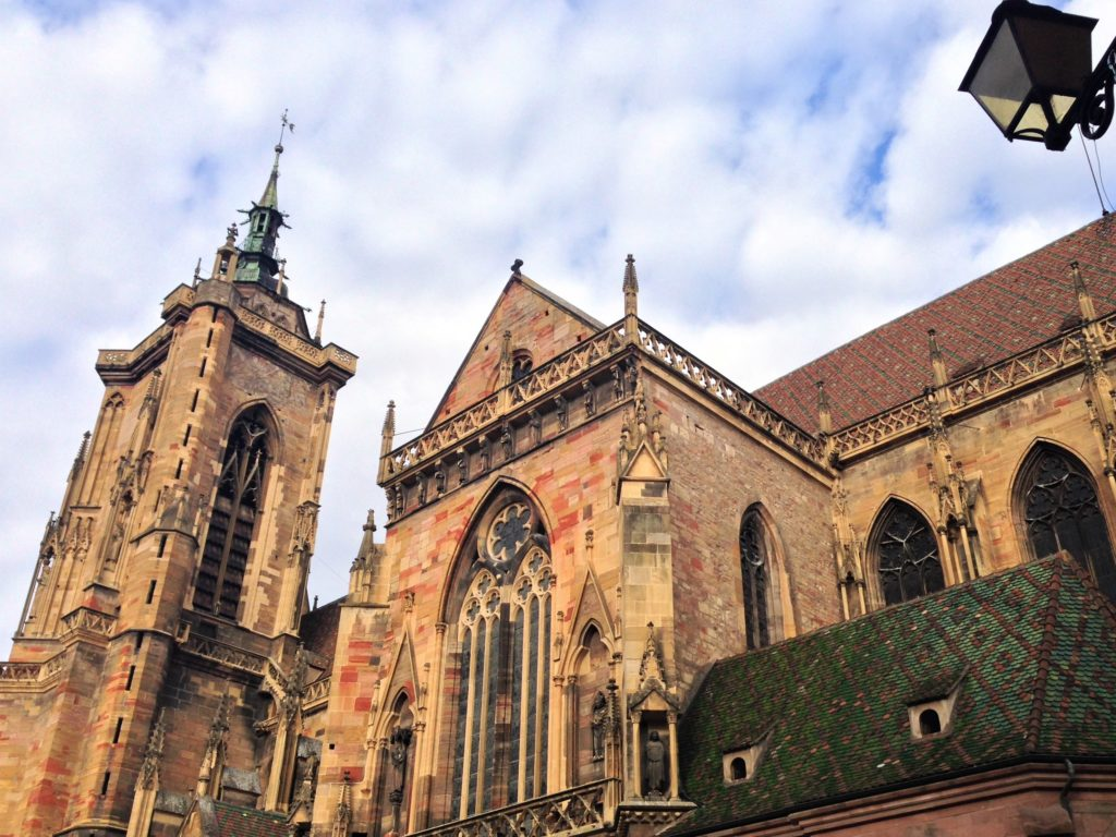 Fountain of Travel How to Spend 24 Hours in Colmar France St Martins Church