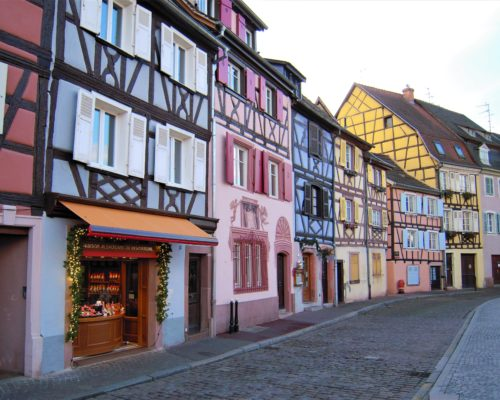 Fountain of Travel How to Spend 24 Hours in Colmar France Street