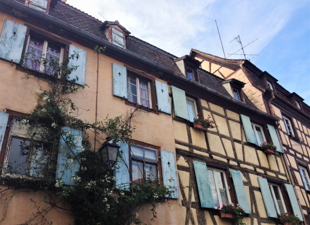 Fountain of Travel How to Spend 24 Hours in Colmar France Street View House