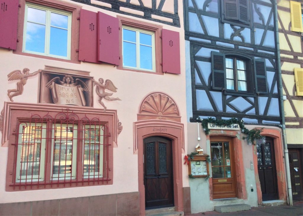 Fountain of Travel How to Spend 24 Hours in Colmar France Street View Pastel Houses