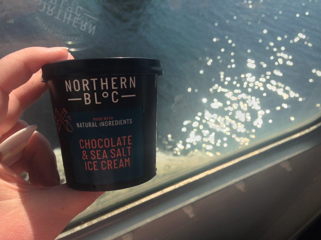 Fountain of Travel How to Cruise Down Manchester Ship Canal Northern Bloc Ice Cream