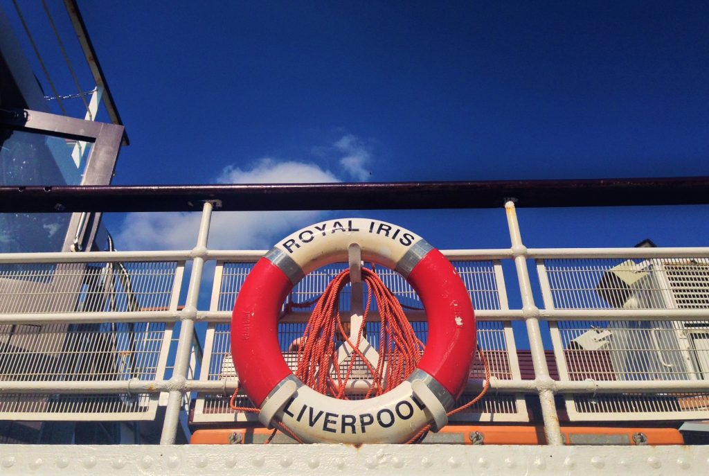 Fountain of Travel How to Cruise Down Manchester Ship Canal Royal Iris
