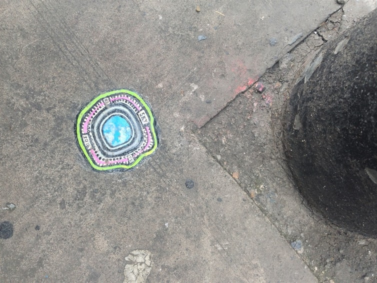 Fountain of Travel An Alternative Afternoon in Shoreditch London Ben Wilson Chewing Gum
