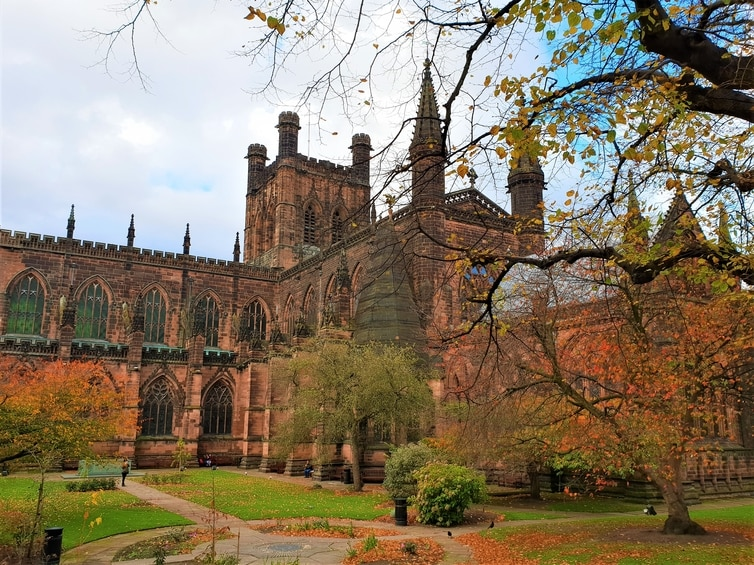 Fountain of Travel 14 Free Things To Do in Chester, England For Adults Chester Cathedral