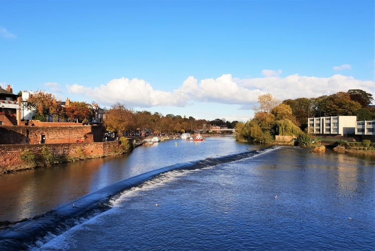 Fountain of Travel 14 Free Things To Do in Chester, England For Adults River Dee