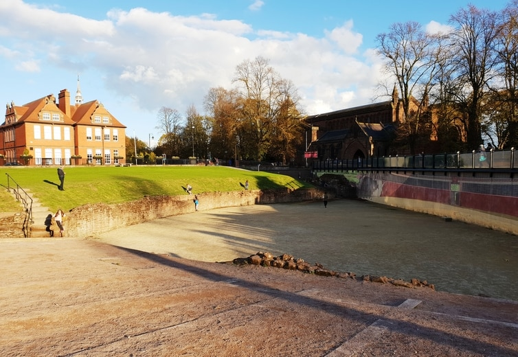 Fountain of Travel 14 Free Things To Do in Chester, England For Adults Roman Amphitheatre
