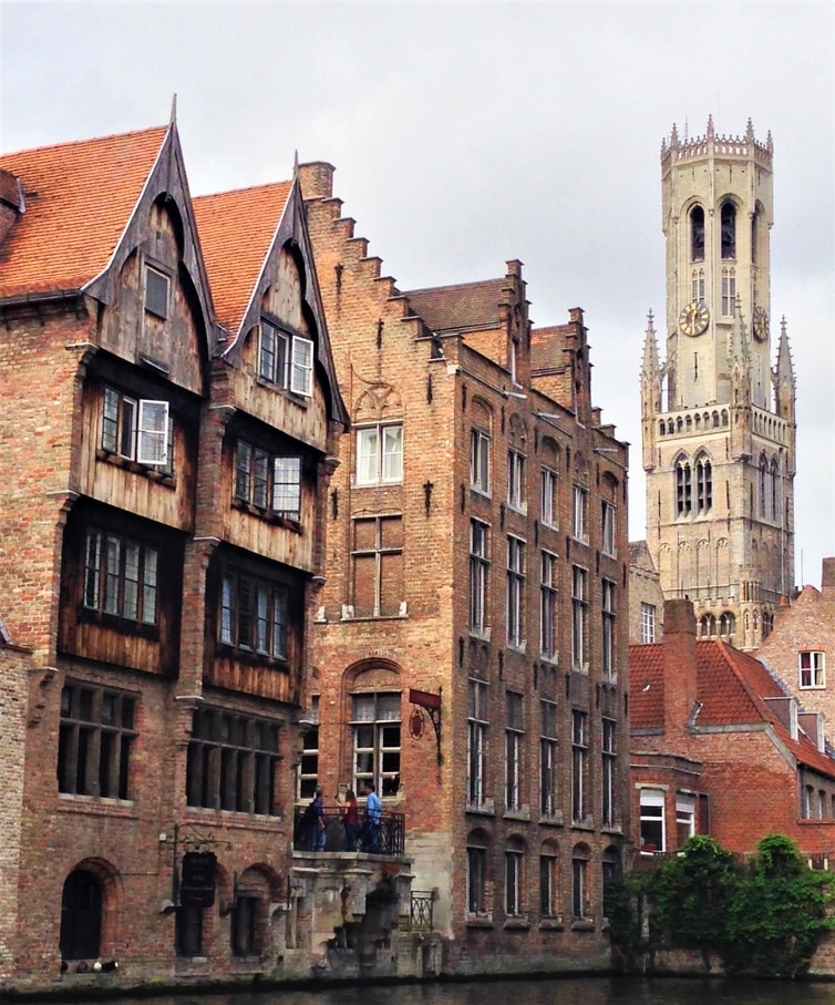 Fountain of Travel One Day in Bruges Itinerary Belfry of Bruges Tower