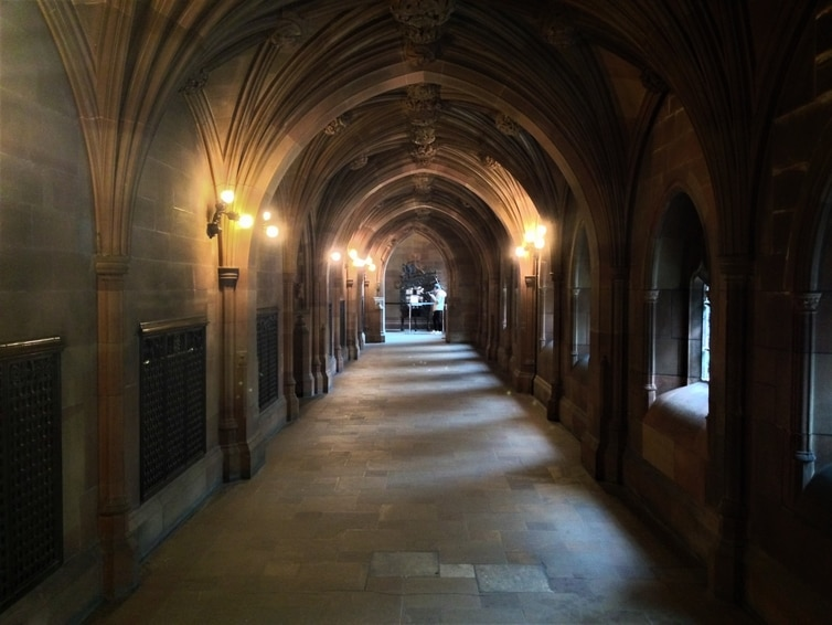 Fountain of Travel Free Things To Do in Manchester John Rylands Library