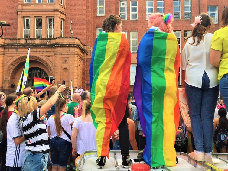 Fountain of Travel Free Things To Do in Manchester Pride Parade