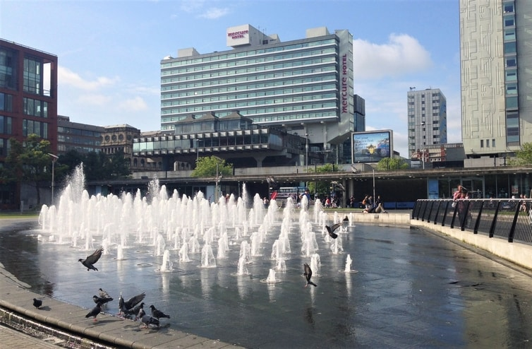 Fountain of Travel Ultimate Guide To Manchester By A Local Mercure Hotel