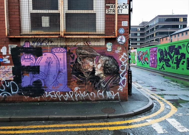 Fountain of Travel Ultimate Guide To Manchester By A Local Northern Quarter Street Art