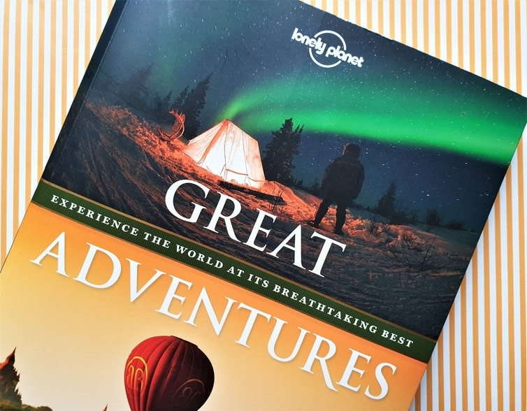 Fountain of Travel Book Gifts For Travel Lovers Lonely Planet Great Adventures
