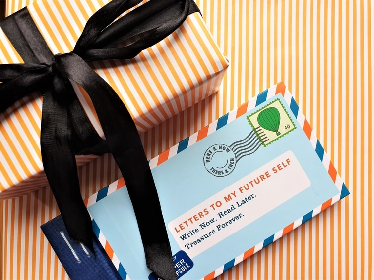 Fountain of Travel Gift Guide for Travel Lovers Letters To My Future Self