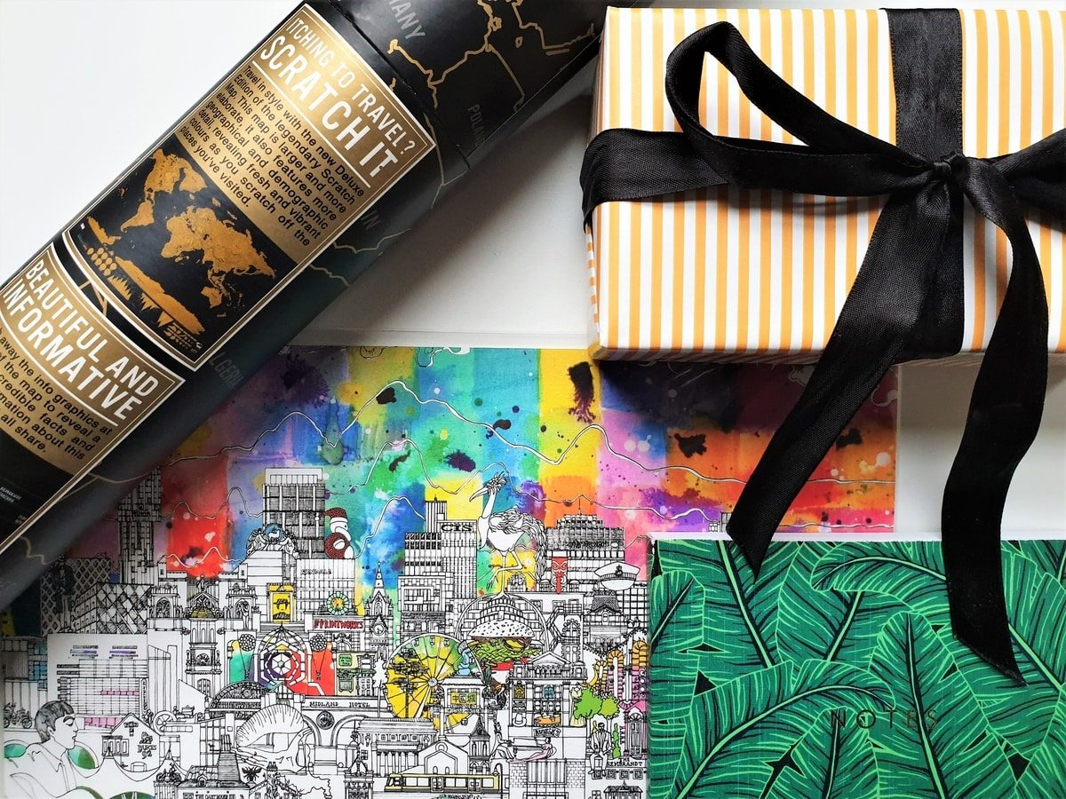 Fountain of Travel Gifts For Travel Lovers